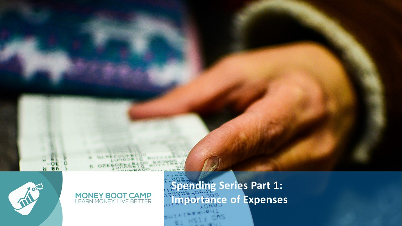 Money Boot Camp Ireland, Spending Series, Importance of Spending
