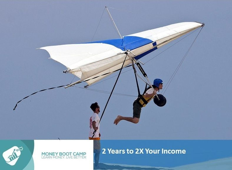 2 Years to 2X Your Income